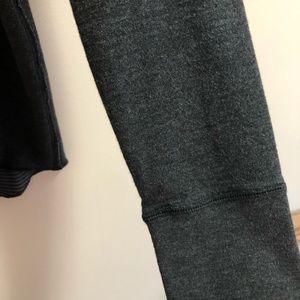 lululemon athletica Tops - Lululemon Long Sleeve Reversible Sweatshirt / Top